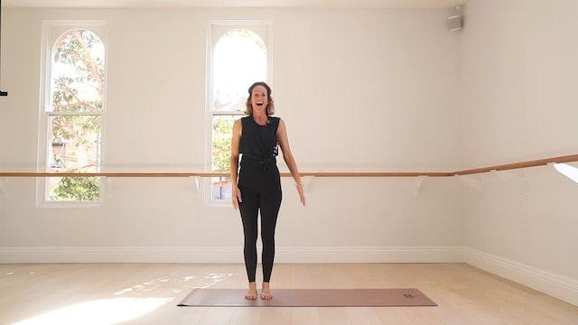 17 Mins - Stretch & Reset - No Props (Postnatal)