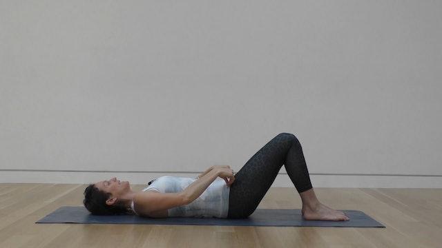 4 Mins - Pelvic Floor Series -  No Props (Prenatal)