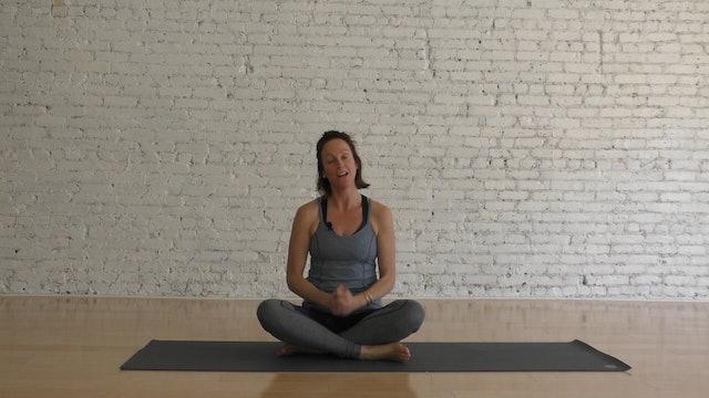9 Mins - Week 6 - Back - No Props (Prenatal)