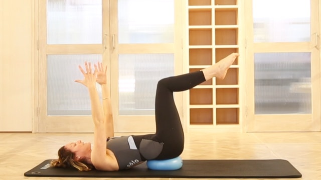 10 mins - Core - Pilates Ball (Postnatal)