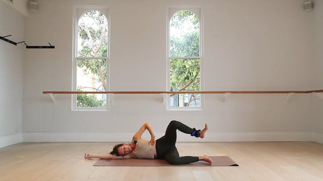 12 Mins - Glutes - Ankle Weights (Pos...