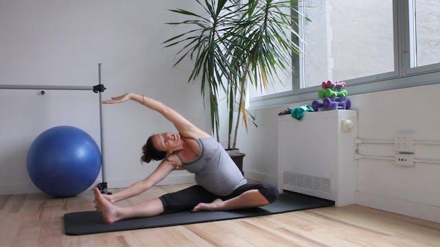 6 Mins - Stretch - No Props (Prenatal)