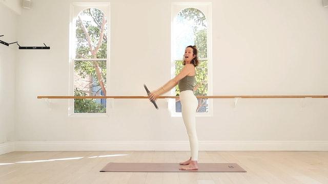 21 mins - Full Body - Pilates Ring (Strong Mama)