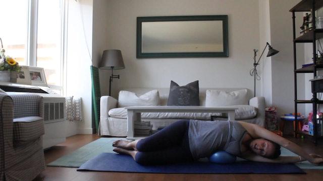 9 Mins - Week 1 - Day 3 - Diaphragm Breathing (Postnatal)