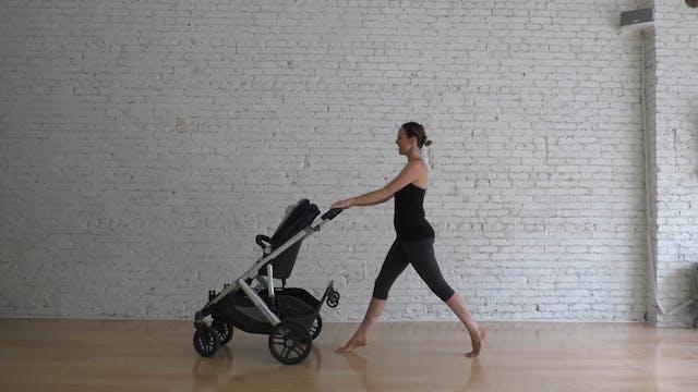18 Mins - Legs - Stroller (Postnatal)