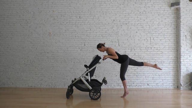 14 Mins - Butt - Stroller (Postnatal)