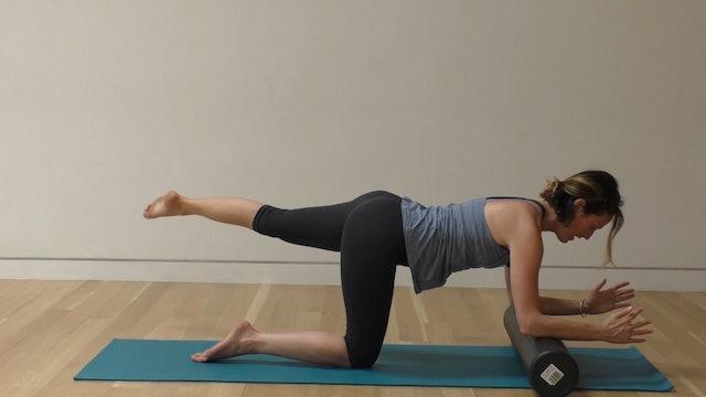 10 Mins - Legs & Butt - Foam Roller (Postnatal)