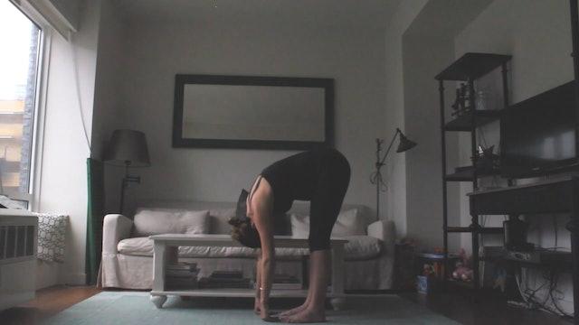 3 Mins - Week 1 - Stretch & Mobilize (Postnatal)