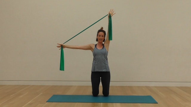 31 Mins - Full Body - Theraband (Prenatal)