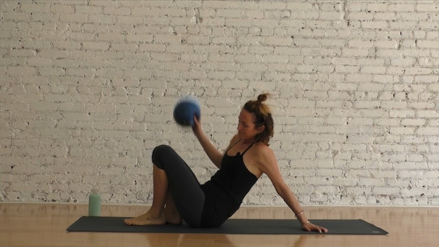 13 Mins - Lower Abs - Small Ball (Strong Mama)