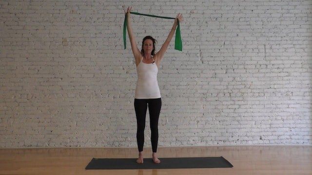 37 Mins - Full Body - Theraband (Prenatal)
