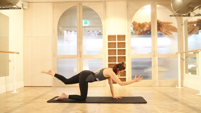 10 mins - Arms & Back - No Props (Strong Mama)