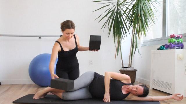 6 Mins - Stretch - Block (Prenatal)