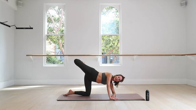 12 Mins - Glutes - No Props (Strong M...