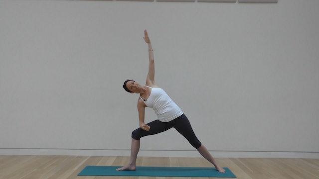 12 Mins - Full Body - Stretch & Warm-Up - No Props (Postnatal)