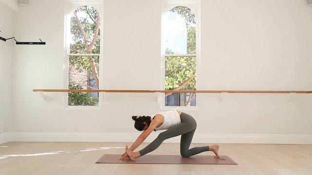17 mins - Yoga Flow - No Props (Prenatal)