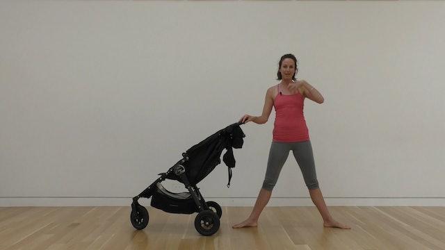 14 Mins - Legs - Stroller (Postnatal)