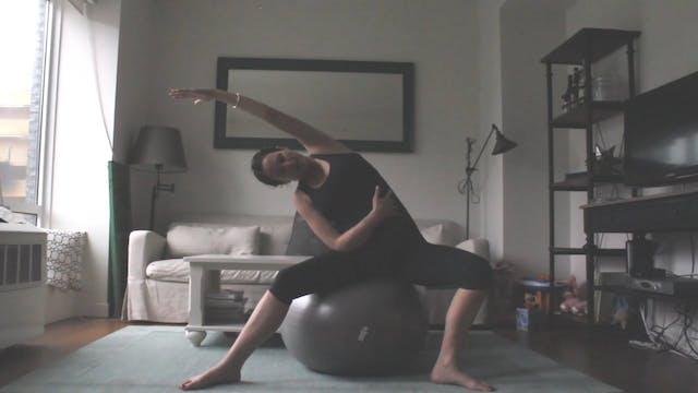 4 Mins - Week 1 - Stretch & Mobilize...
