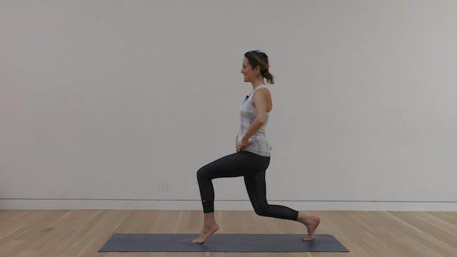 10 Mins - Legs - No Props (Postnatal)