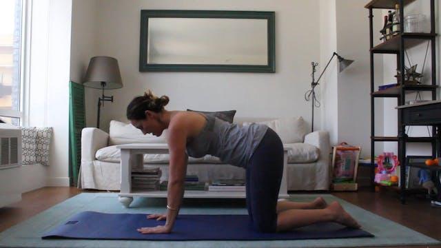 10 Mins - Week 3-4 - Core (Postnatal)