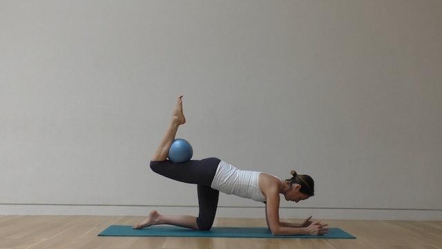 12 Mins - Full Body - Small Ball (Postnatal)