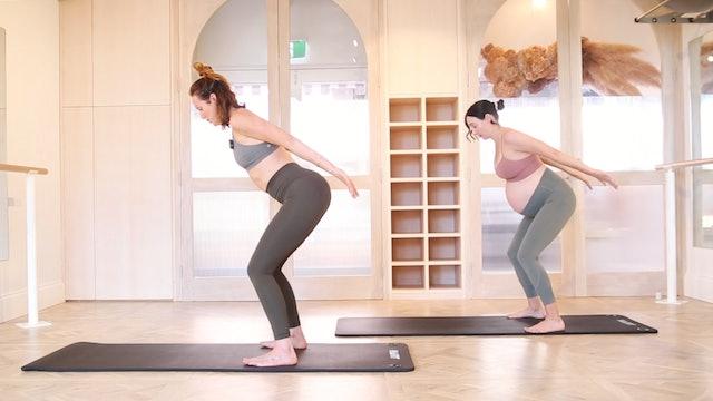 31 Mins - Full Body - No props (Prenatal)