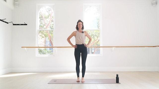 13 Mins - Legs - No Props (Prenatal)