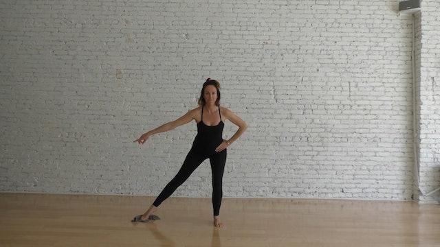 11 Mins - Week 5 - Legs - No Props (Prenatal)
