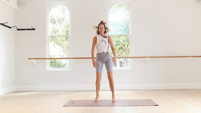 NEW! 15 mins - Heart Rate - No Props (Strong Mama)