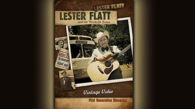Lester Flatt – First Generation Bluegrass – DVD