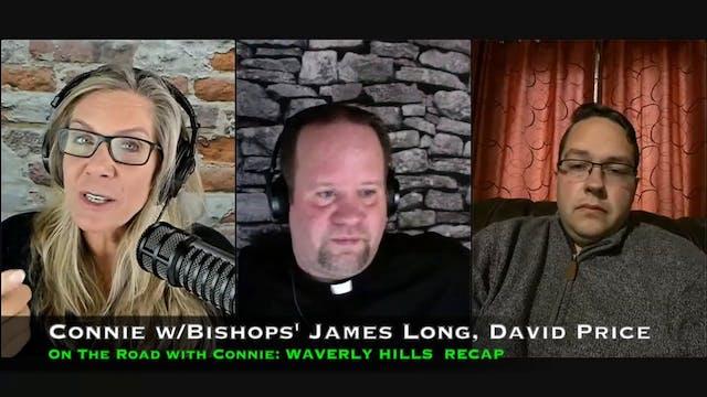WAVERLY HILLS STUDIO LIVE CHAT: RECAP