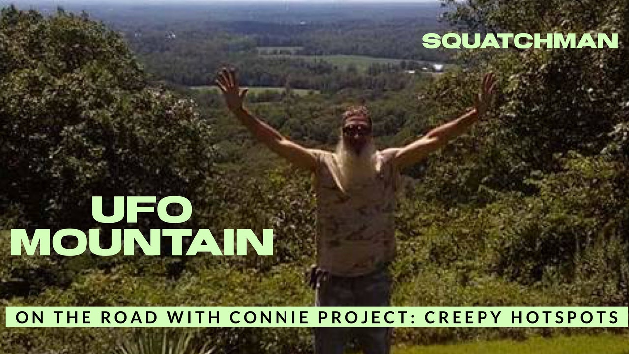 UFO MOUNTAIN (Squatchman)