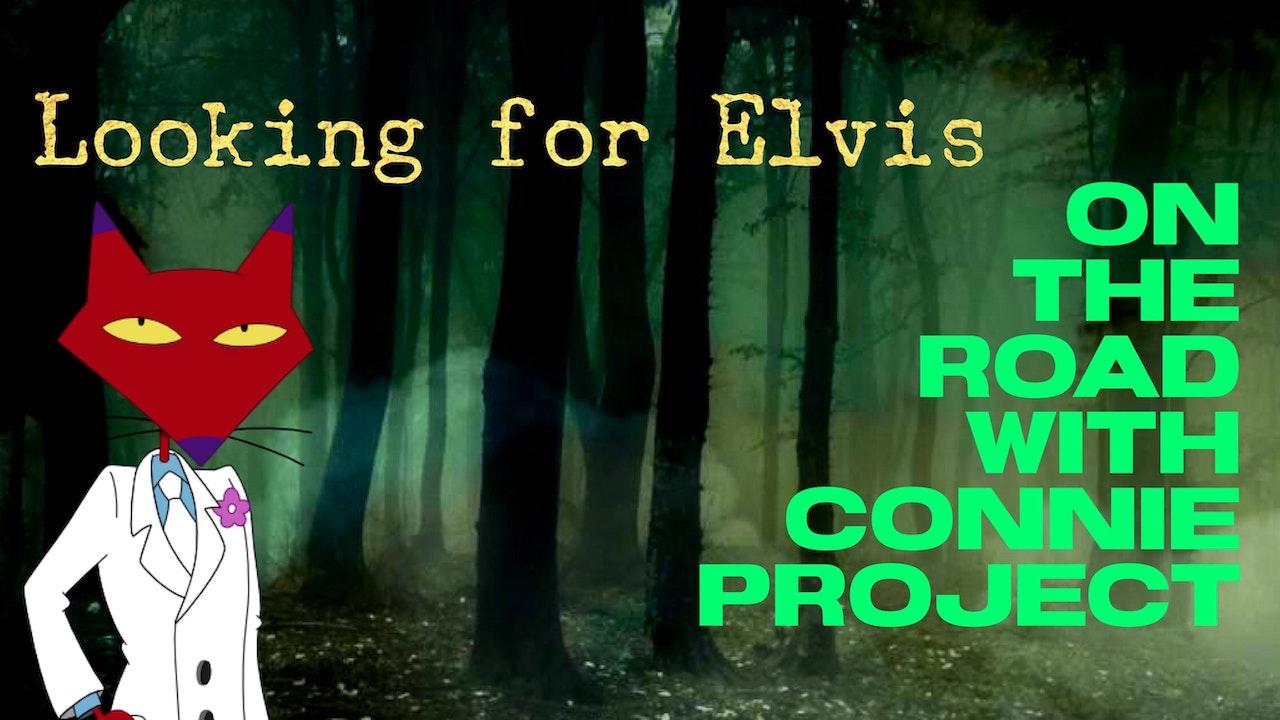 LOOKING FOR ELVIS  (Jason Frank)
