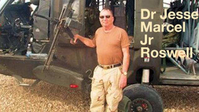Roswell: Jesse Marcel Jr.