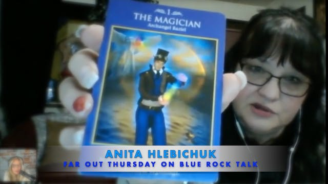 What Exactly is Tarot? (Anita Hlebichuk)