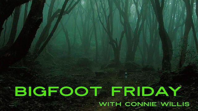 Bigfoot Friday Trailor!