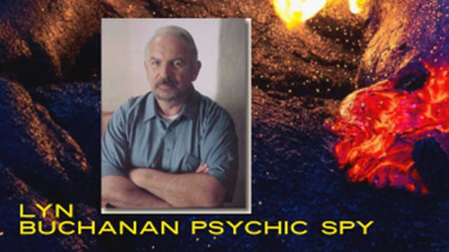 Lyn Buchanan: Psychic Spy