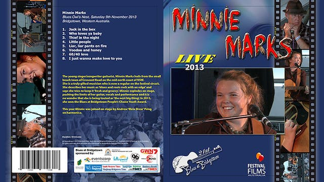 Minnie Marks - 2013