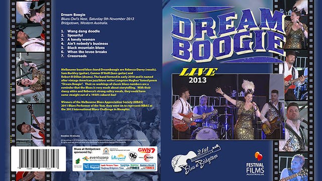 Dream Boogie - 2013