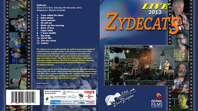 Zydecats - 2013