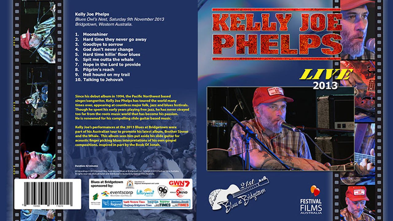 Kelly Joe Phelps 2013