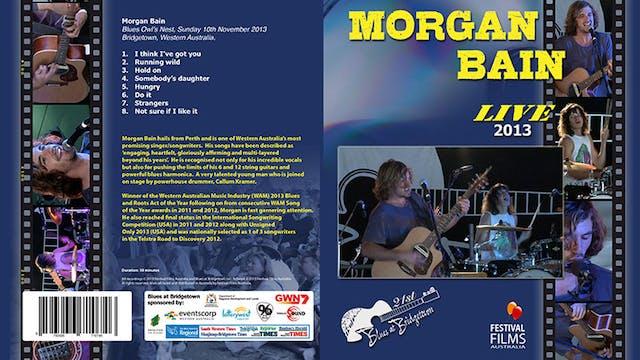 Morgan Bain - 2013