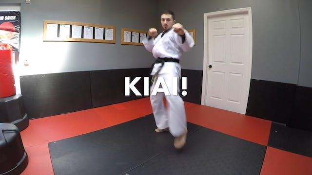12-Blue Belt Kicks