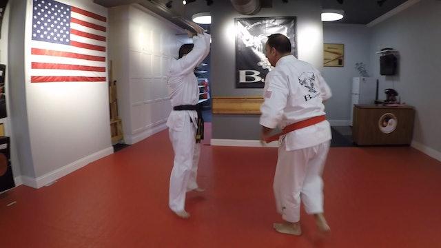 5- Self-Defense move #1