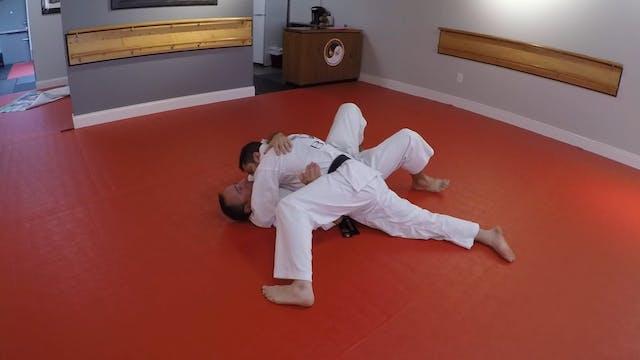15-Blue Belt Grappling