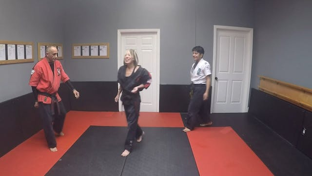 Red Belt BLOOPERS
