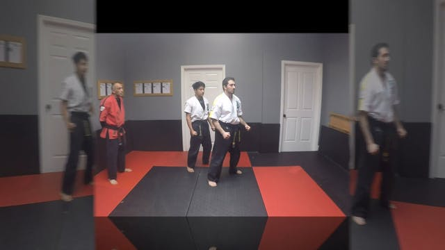 34-Red Belt Self Defense