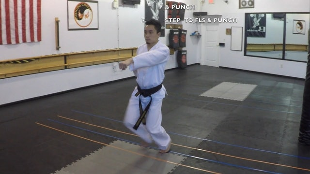 16-Blue Belt Form