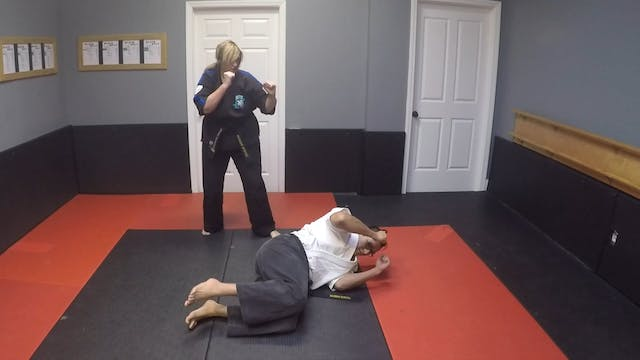 28-Green Belt Self Defense