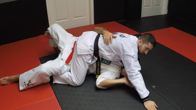 7-White Belt Grappling